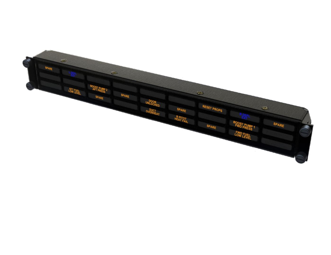 MCP03 Ana İkaz Paneli
