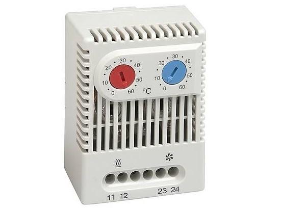 ZR 011 Dual Termostat
