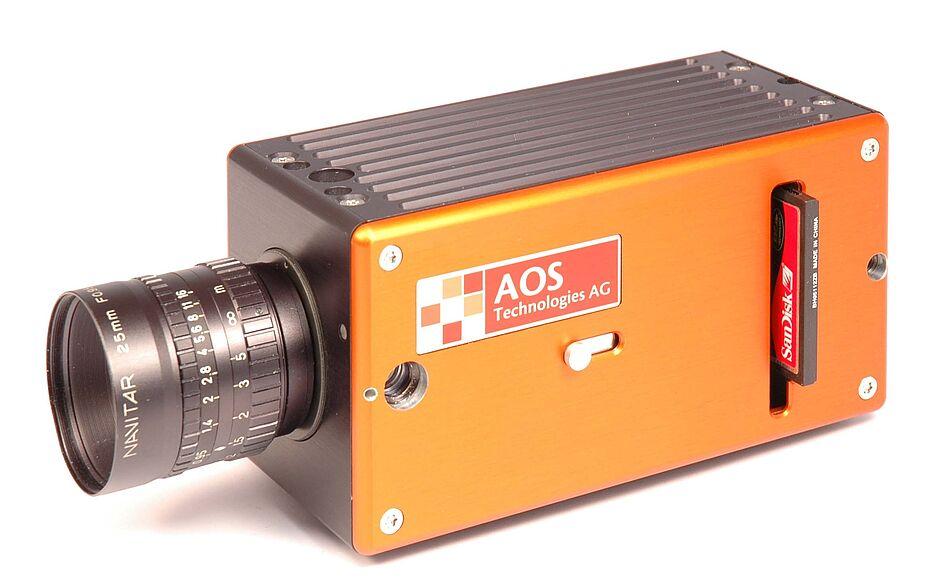 Airborn High Speed Camera